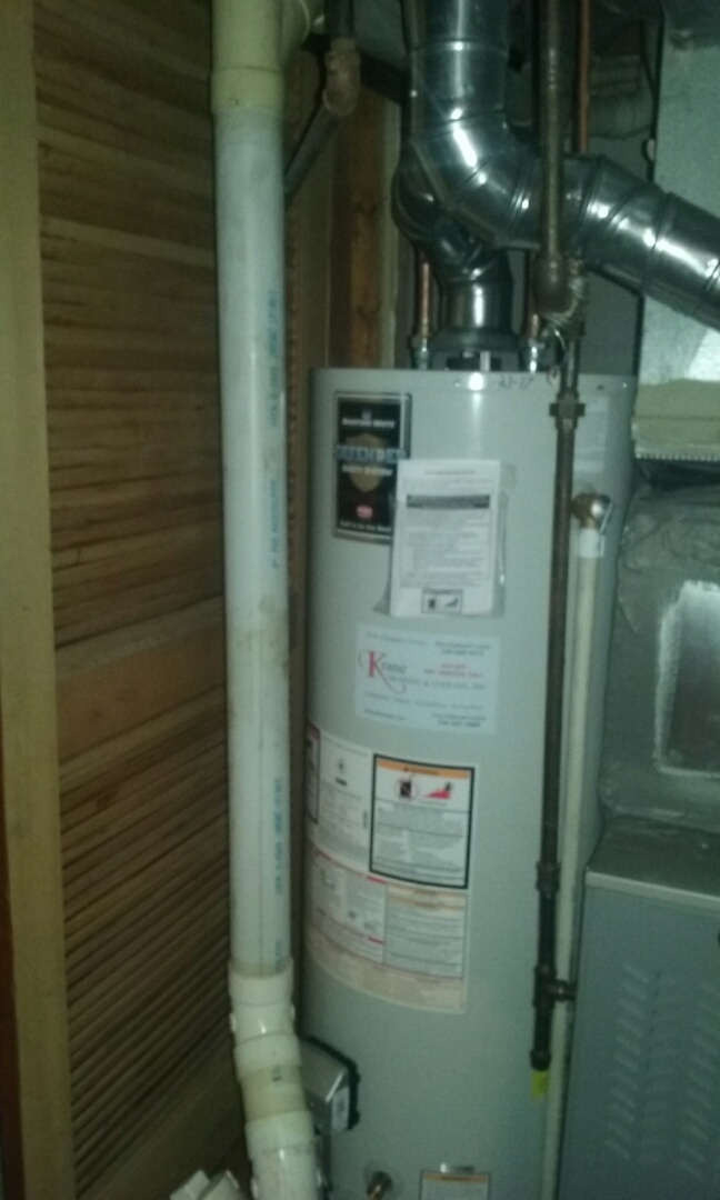 Installing a Bradford White Water Heater