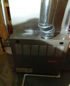 Novi, MI - Installed a 80% efficient Bryant furnace