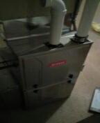 Waterford Township, MI - Installed a 96% efficient furnace