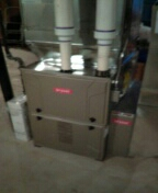 West Bloomfield Township, MI - Installed a 96% efficient Bryant furnace