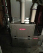 Waterford Township, MI - Installed a 96% efficient Bryant furnace