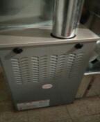 Farmington Hills, MI - Installed a 80% efficient payne furnace