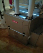 Wixom, MI - Installed a 96% efficient Bryant furnace