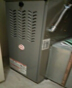 Commerce Charter Township, MI -  installed a 80% efficient Payne furnace
