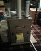 Bloomfield Hills, MI - Installed a 90% luxaire furnace