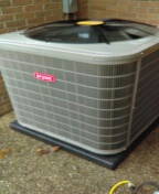 Clarkston, MI - Installed two 5-ton Bryant Air Conditioners