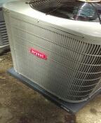 Clarkston, MI - Installed a 3-ton Bryant air conditioner