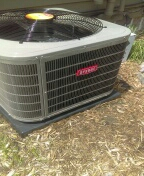 Orion charter Township, MI - Installed a 3-ton Bryant air conditioner
