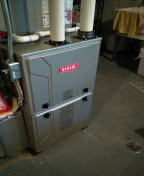 Waterford Township, MI - Installed a 96% efficient Bryant furnace and a 3 ton Bryant air conditioner