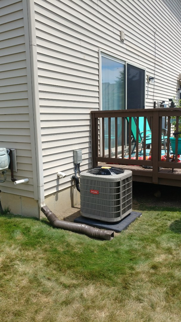 Waterford Township, MI - Install a Bryant air conditioner