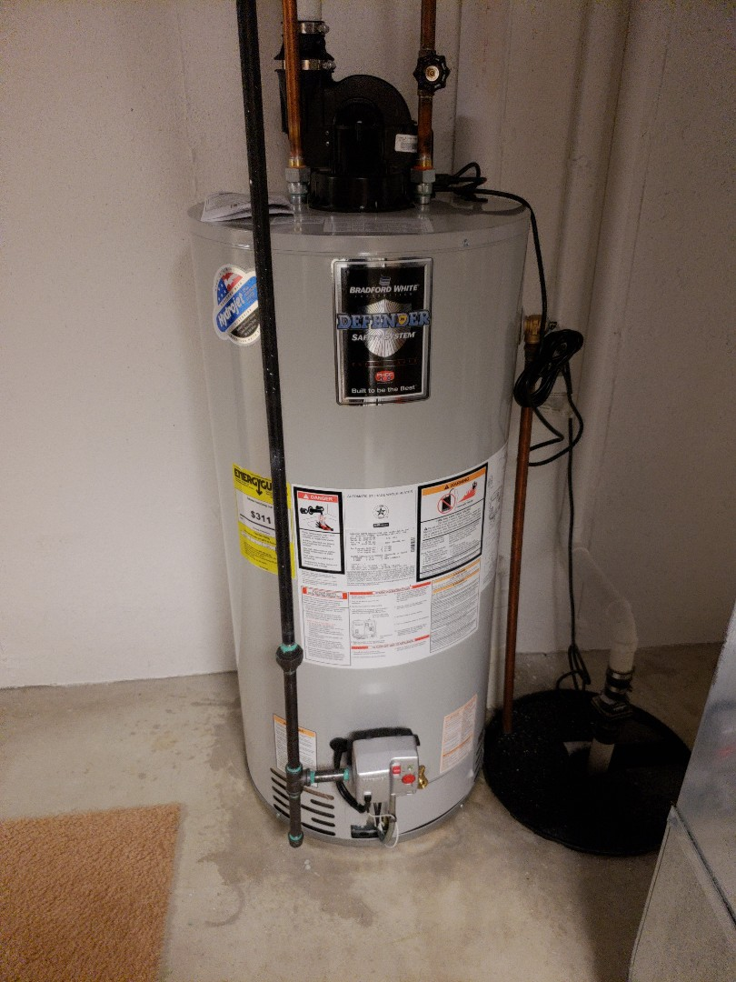 Waterford Township, MI - Power vent water heater replacement
