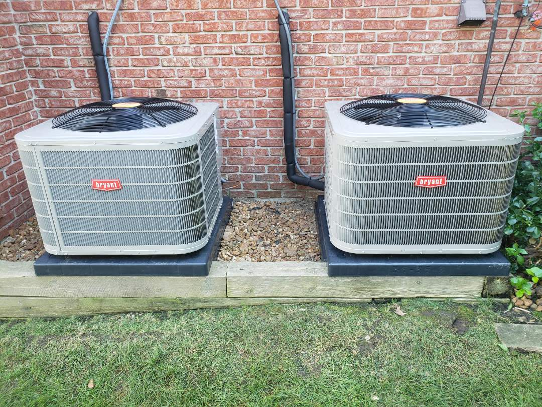 Waterford Township, MI - Double air conditioner replacement