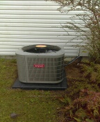 Waterford Township, MI - Installed a 96% efficient Bryant furnace and a two and a half ton Bryant air conditioner