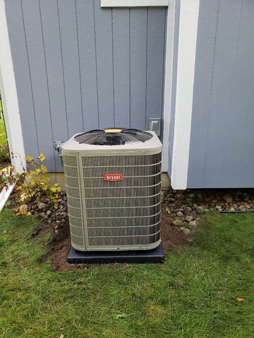 White Lake charter Township, MI - Furnace and A/C install