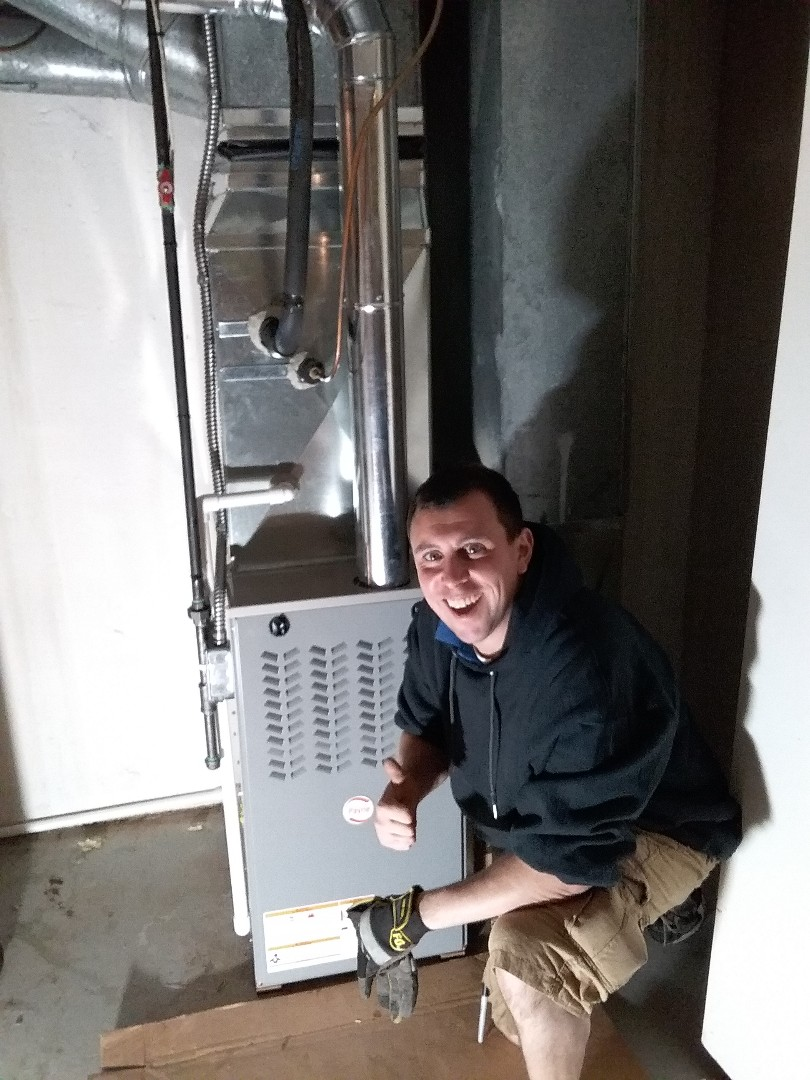 Birmingham, MI - 80% furnace replacement with some new sheetmetal