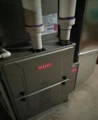 Novi, MI - Installed 96% efficient Bryant furnace and a 3 & a half ton Bryant air conditioner