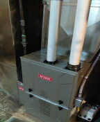 Farmington, MI - Installed a 96% efficient Bryant furnace
