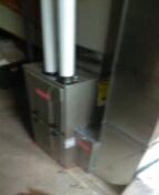 Waterford Township, MI - Installed 96% efficient Bryant furnace