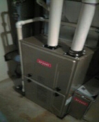 Highland Charter Township, MI - Installed a 96% efficient Bryant furnace