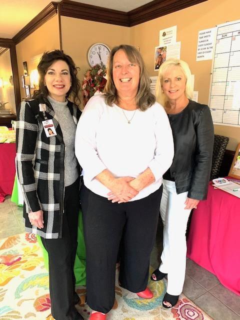 TLC Caregiver's Open House.