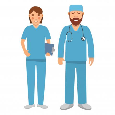 Travel nurses are needed across the state whenever a hospital or medical center is short-staffed or has a surplus of patients.