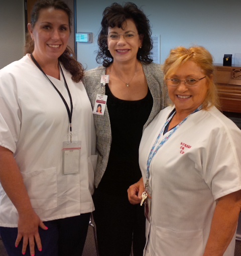 Nurses are the backbone of the healthcare industry.
