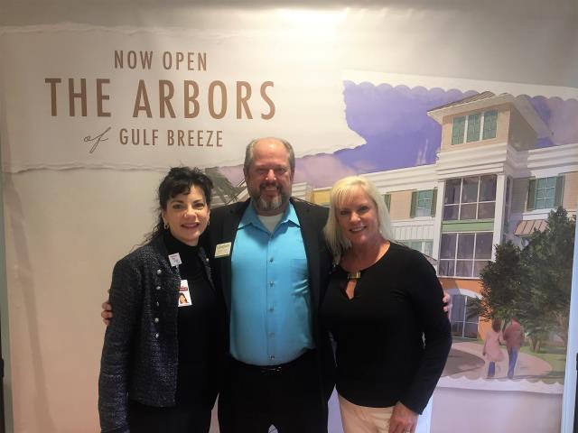 Arbors Opening. Helping with temporary nursing staff.