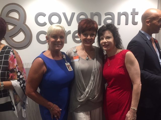 Covenant Care at Sacred Heart Hospital. Partnering for temporary nurse jobs.