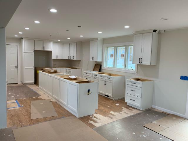Woodbine, MD - Working on a Kitchen Remodel