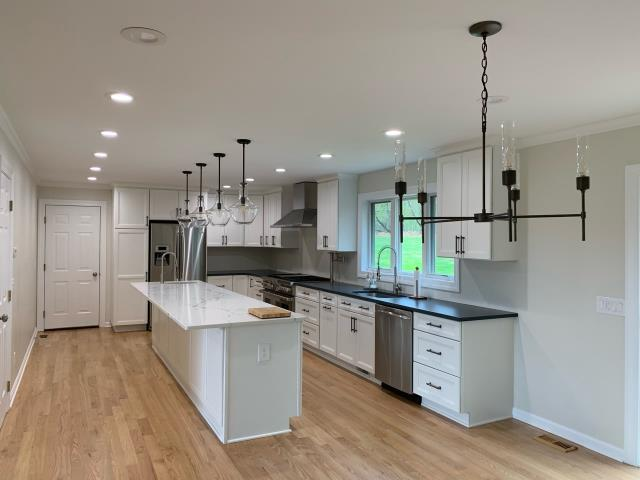 Woodbine, MD - Completing a Beautiful Kitchen Remodel
