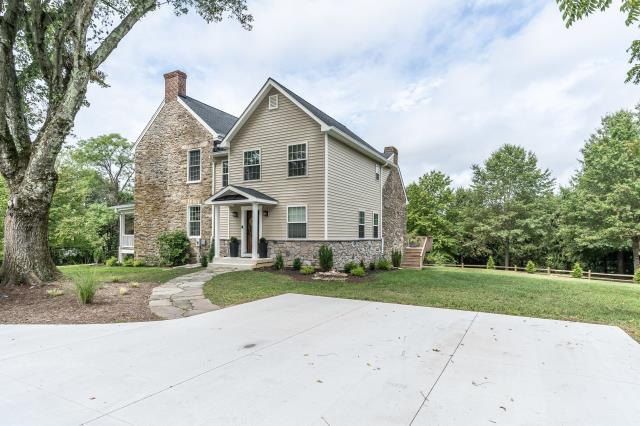 Clarksville, MD - Historic Home consisting of a Whole Home Renovation with a Two-Story Addition