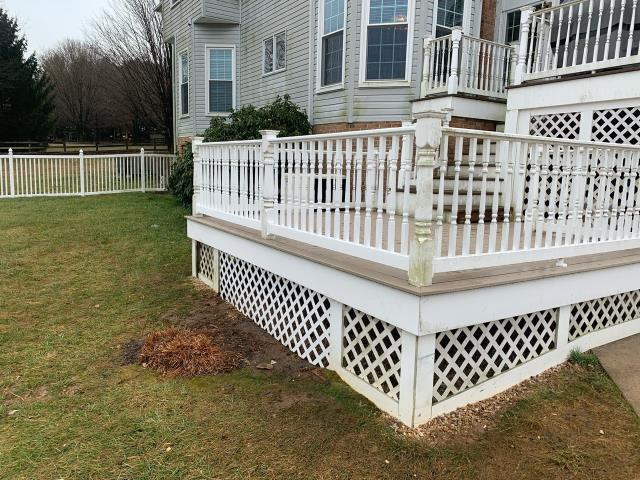 Sykesville, MD - Removed Hot Tub and Replaced Deck, Part of a Whole Home Renovation