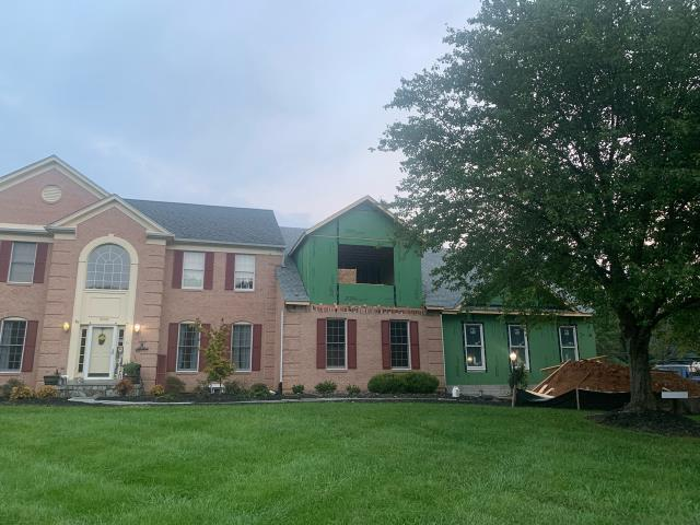 Glenwood, MD - Second Story Addition with a Garage Addition and Interior Remodel