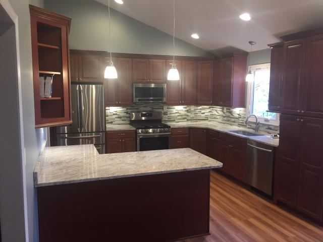 Sykesville, MD - Kitchen Remodeling Project