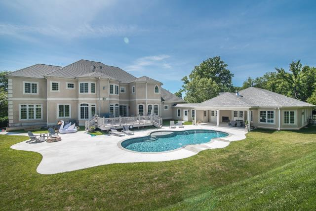 8, MD - Combination of an In-Law Suite/Pool House to match the existing house