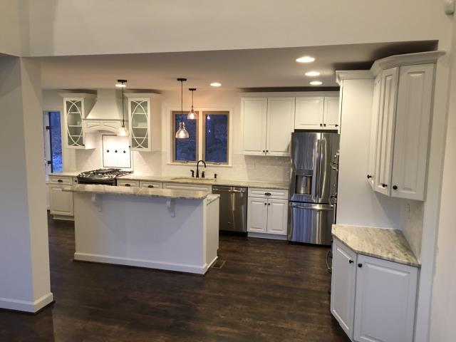 Highland, MD - Kitchen portion of a Whole Home Renovation