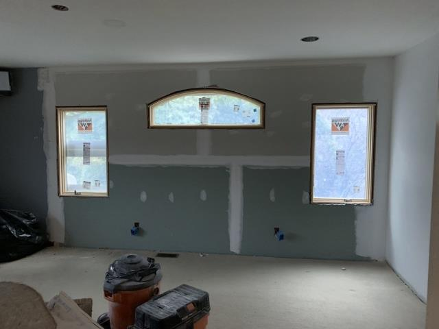 Catonsville, MD - At Work on a Master Suite Remodel