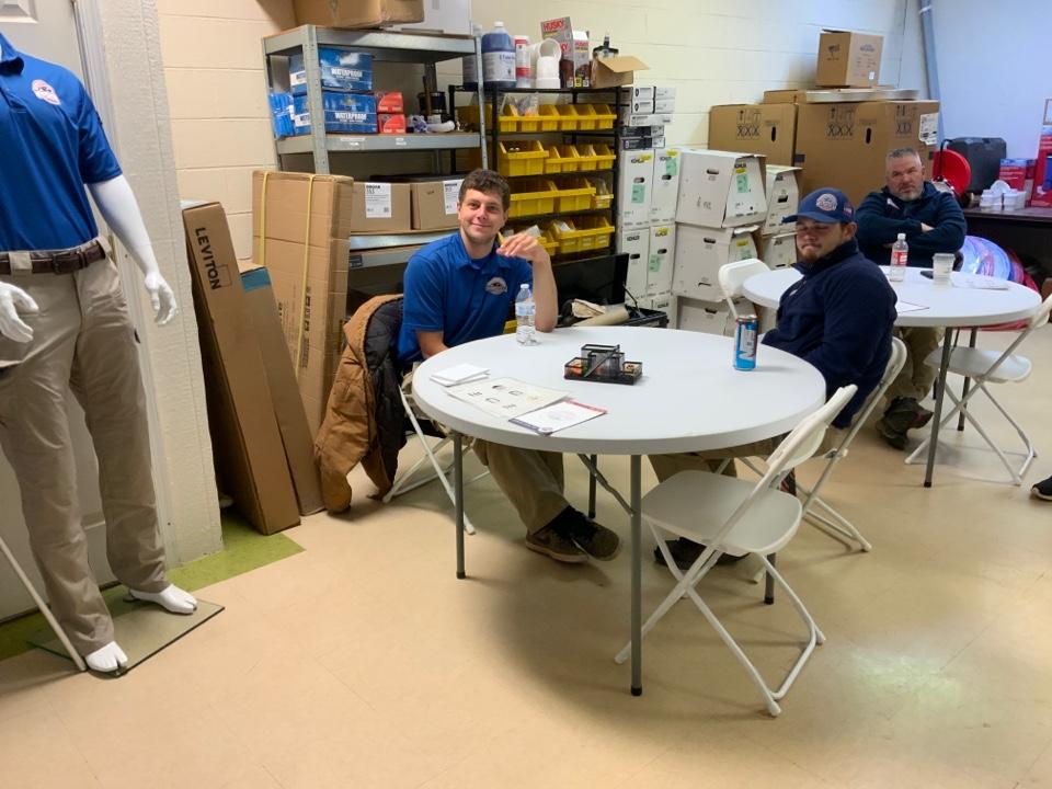 Replacing a water heater in Culpeper