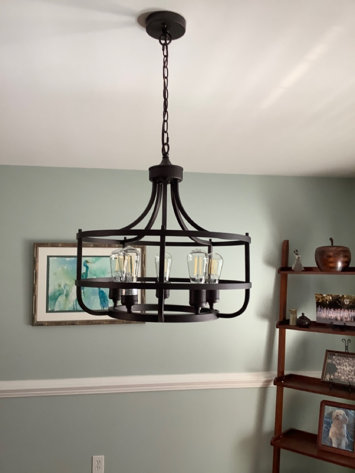 Locust Grove, VA - Install light fixture