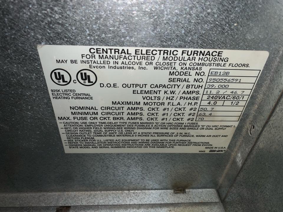 Change system to heat pump