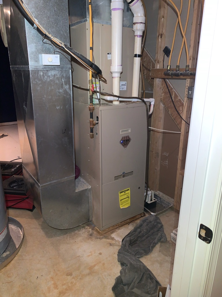 AC leaking water