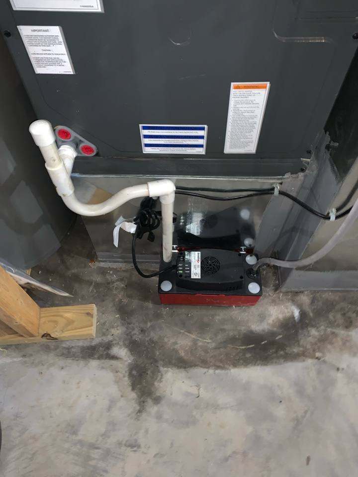 Water leaking from AC