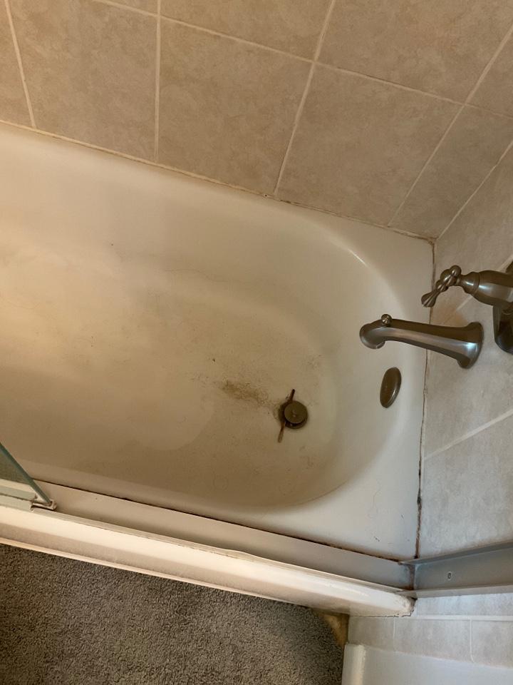 Snaking shower drain in Sperryville