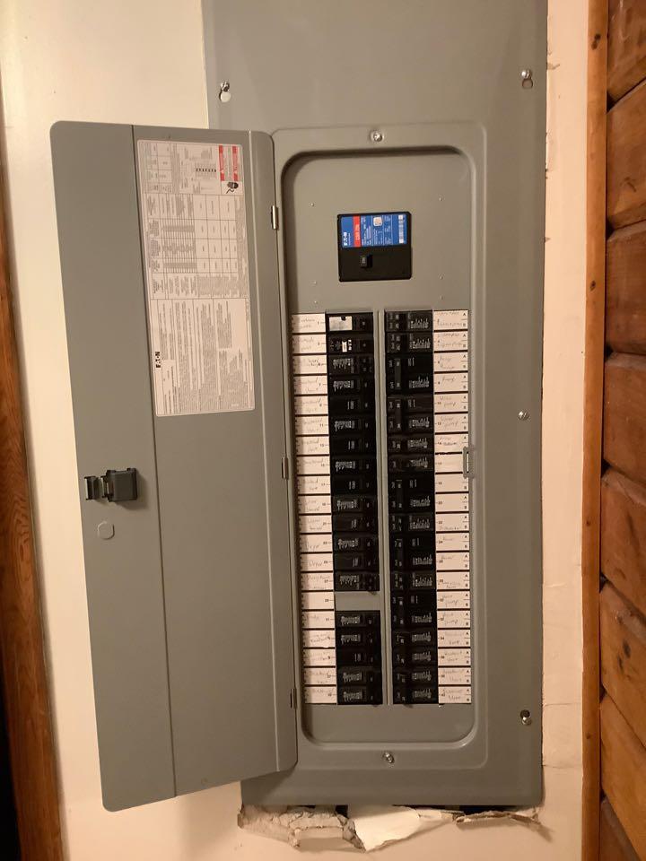 Flint Hill, VA - Install new 200 amp panel