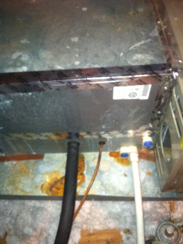 Boiling Springs, SC - Clearing restriction in ac unit. Boiling springs sc