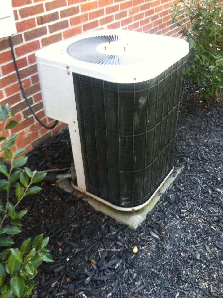 Inman, SC - Air conditioner in Inman not working. Defective breaker