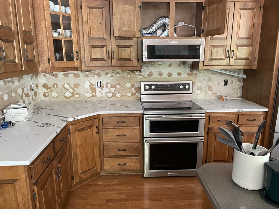 Kansas City, MO - Beautiful kitchen remodel!