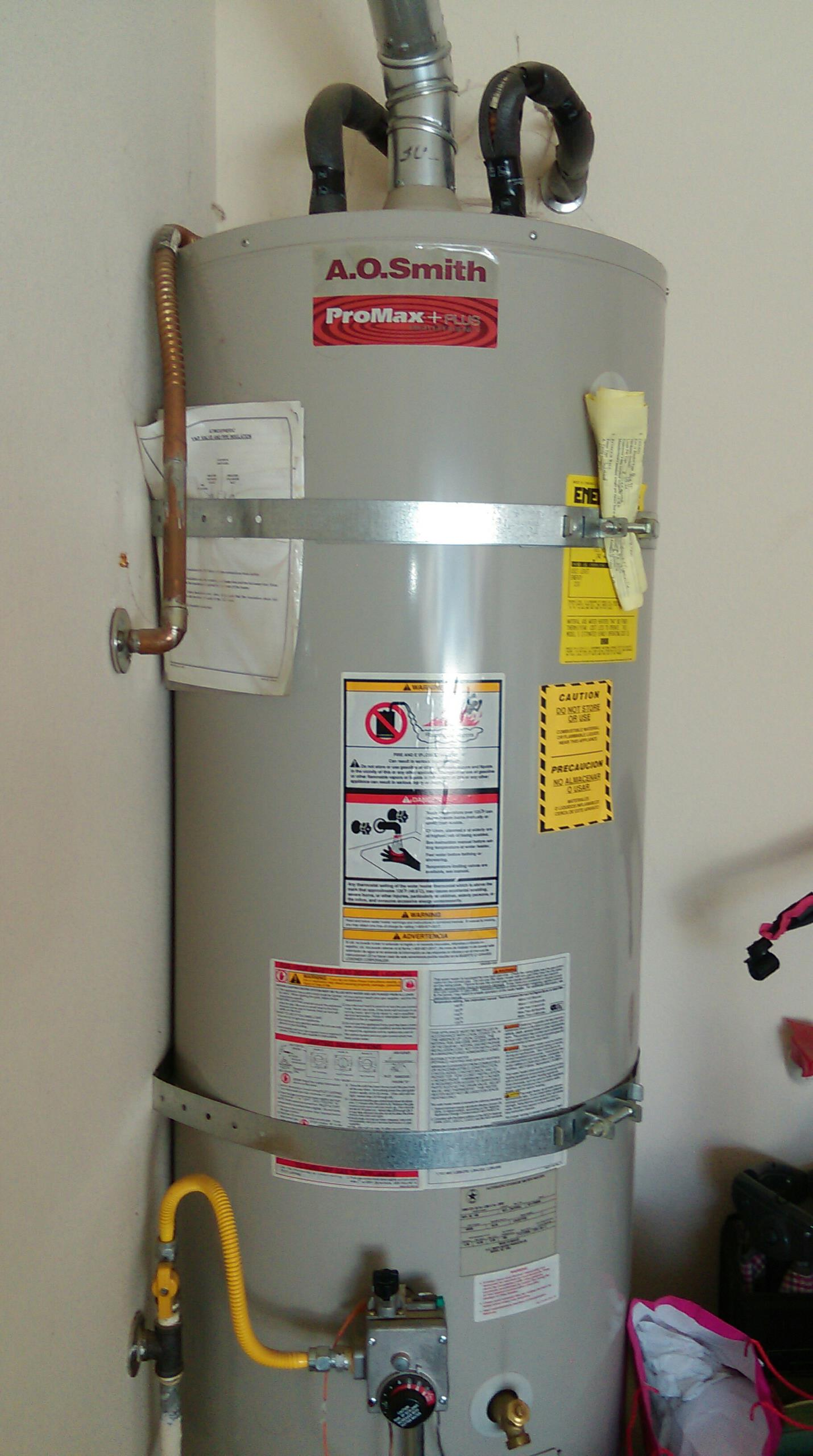 Sanger, CA - Water Heater    Pilot   what's off