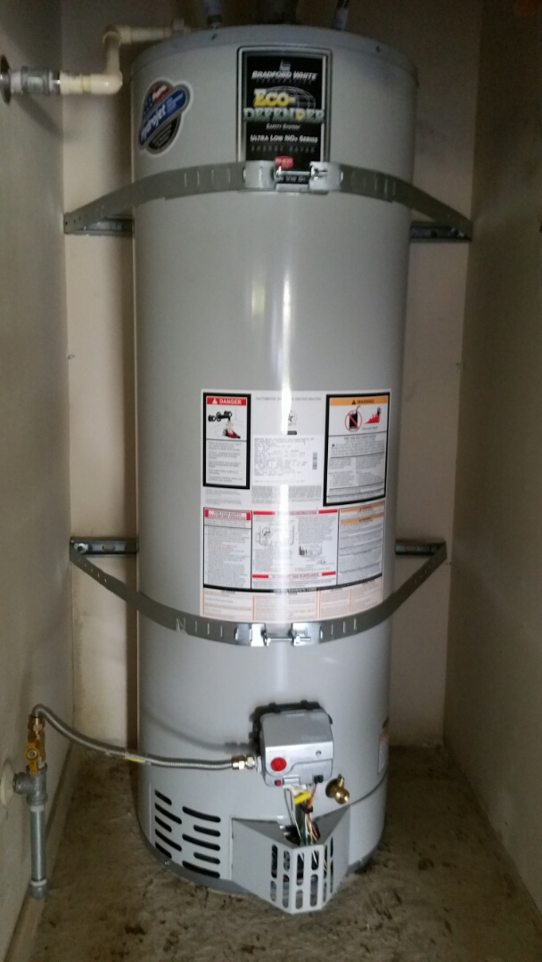 Clovis, CA - Replace water heater