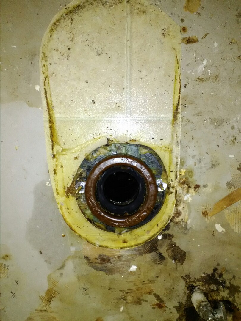 Madera, CA - Replaced  wax rings under toilets